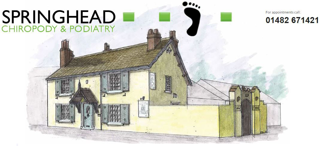 Springhead Chiropody and Podiatry